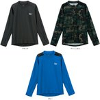DE−6007 ロングスリーブラッシュガードシャツ