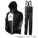 mazume(マズメ) ROUGH WATER レインスーツ ブラック L