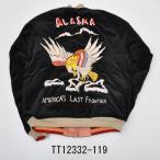 東洋 TAYLOR TOYO TT12332-119 スカジャン 別珍×キルティングサテン(中綿入り) ALASKA(アラスカ)