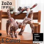 オープン記念 猫グッズ 猫雑貨 ねこ雑貨 ザザ 5種類 リビング アクセント