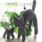 オープン記念 猫グッズ 猫雑貨 ねこ雑貨 シャコパン オブジェ ヒョウ柄 5種類