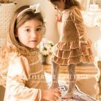 子供ドレス アンティークドールフリルワンピース フォーマル