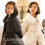 コート 女の子 子ども服 2WAYファー付き中綿ドットコート キッズ ジュニア 防寒 子供服 ジャケット 100-160cm FRSP