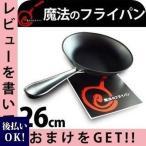 魔法のフライパン 26cm 錦見鋳造 食材のうまみを逃さず調理できます