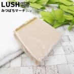 自然派石鹸 ラッシュ みつばちマーチ ソープ 100g LUSH(※冷蔵便必須期間中|クール便代324円追加済)