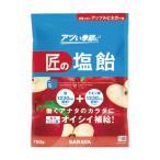サラヤ 匠の塩飴 アップルビネガー味 750g (10袋入 @1袋あたり ¥1320) 27856