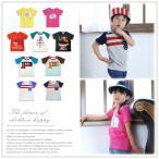 韓国子供服 プリント 半袖Tシャツ キッズ ジュニア トップス 子供服 男の子 女の子 子供 半袖 ティーシャツ 3