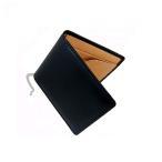 BARONEバローネ 高級マネークリップ メンズ本革ブランド短財布 ブラック black  さいふ サイフ 財布 wallet ショートウォレット