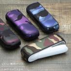 新型 IQOS3 アイコス3 ケース iQOSケース TPUケース ソフトケース 迷彩柄 電子タバコ カバー 収納ケース シンプル メンズ レディース 女性 男性 プレゼント