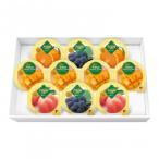 (代引不可)金澤兼六製菓 詰め合せ マンゴープリン&フルーツゼリーギフト 10個入×12セット MF-10
