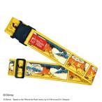 (代引不可)ディズニー ワンタッチスーツケースベルト DTS-0552C プー