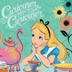 1枚バラ売りペーパーナプキン  不思議の国のアリス ALICE IN WONDERLAND Disney ディズニー アメリカ製 MADE IN USA 紙ナフキン