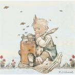 Ambiente オランダ ペーパーナプキン Honey Lover 13310275 バラ売り2枚1セット デコパージュ
