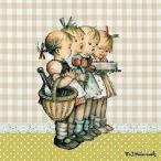 Ambiente オランダ ペーパーナプキン The Birthday Gift 13310295 バラ売り2枚1セット デコパージュ
