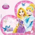 【少量入荷】1枚バラ売りペーパーナプキン ディズニープリンセス DisneyPrincess シンデレラとラプンツェル デコパージュ ドリパージュ