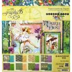 ����ե��å�45 Graphic 45 MADE IN USA�������åɥե Fairie Dust 8