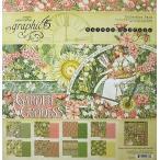 ����ե��å�45 Graphic 45 MADE IN USA�������åɥե Garden Goddess 12