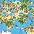 かわいいペーパーナプキン ドイツ製 World for Kids 211449 2枚 デコパージュ ドリパージュ