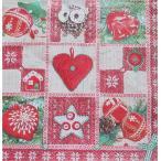 Maki ポーランド ペーパーナプキン クリスマスアイコン バラ売り2枚1セット SLGW-014302 デコパージュ ドリパージュ