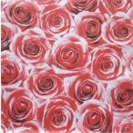 Maki ポーランド ペーパーナプキン 赤い薔薇 バラ売り2枚1セット SLOG-006902 デコパージュ ドリパージュ