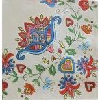 Maki ポーランド ペーパーナプキン フラワーオーナメント Flower Ornaments バラ売り2枚1セット SLOG-016901 デコパージュ ドリパージュ
