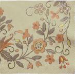 Maki ポーランド ペーパーナプキン Flower Ornaments バラ売り2枚1セット SLOG-017001 デコパージュ ドリパージュ