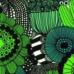 マリメッコ Marimekko ペーパーナプキン SIIRTOLAPUUTARHA  green 2枚 北欧 L-553900 デコパージュ ドリパージュ