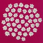 マリメッコ Marimekko ペーパーナプキン PUKETTI プケッティ 花束 red white  2枚 北欧 L-575719 デコパージュ