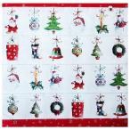 1枚バラ売り25cmペーパーナプキン nouveau オーストリア Hanging Ornaments クリスマスのつり飾り 紙コースター デコパージュ ドリパージュ 74691