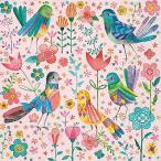 Paper+Design ドイツ ペーパーナプキン マジカルバード Magical birds バラ売り2枚1セット L-200146 デコパージュ ドリパージュ