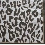 ZARA HOME ザラホーム スペイン ペーパーナプキン レオパードプリントテーブルナプキン バラ売り2枚1セット zara40537022999992 デコパージュ ドリパージュ