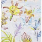 ZARA HOME ザラホーム スペイン ペーパーナプキン ボタニカルフラワー バラ売り2枚1セット zara48137022999996 デコパージュ ドリパージュ