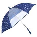 ジャンプ傘(55cm) ブリリアントスター 紺
