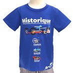 Tシャツ(半袖) History of Steam Locomotive