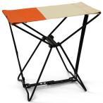 ミニスツール amabro MINI FOLDING STOOL 専用収納ケース付き 折り畳みチェア アマブロ ナチュラルxオレンジ