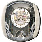 ショッピングミッキー からくり時計 ディズニータイム FW563A セイコー SEIKO電波時計