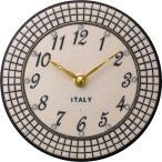 ショッピング陶器 掛け時計 置き時計 アントニオ・ザッカレラ 陶器 Antonio Zaccarella  ZC923-003