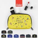 化粧ポーチ コスメポーチ メイクポーチ メイクケース All New Frame MakeUp Pouch Collection Small ポーチ シンプル 旅行 機能的 小物入れ 化粧道具