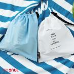 2nul Swimming Pouch ver.2 スイミングポーチ 防水 海 プール 旅行パーティション 水濡れ サンダル スイミングスクール