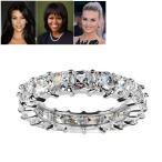 セレブの指輪|ダイヤモンド エタニティ リング|ハリウッドセレブコレクション