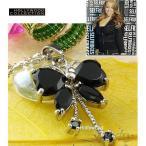 ネックレス ブラックダイヤモンド バタフライ 蝶々 ネックレス|マライア キャリー コレクション