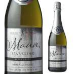 6%還元 3/26〜27限定 モーヴ スパークリング アップルジュース 750ml ノンアルコールワイン シャンパン アルコールフリー Alc.0% 長S