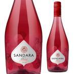 スパークリングワイン サンダラ ブラッドオレンジ スパークリング  750ml 微発泡 やや甘口 スペイン  長S