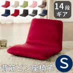 座椅子 リクライニング 座いす 腰痛 コンパクト 和楽 日本製 フロアチェアー 1人掛け 一人用 座イス 在宅 在宅勤務 リモートワーク
