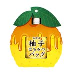 MYM 白肌屋本舗 柚子はちみつパック 120g