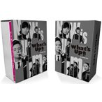 What's Up(ワッツ・アップ)DVD vol.1+2のセット【全巻収納BOX付き2000セット初回限定生産】