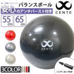 【送料無料】バランスボール 55cm 65cm プッシュポン