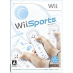 Wii スポーツ ソフト 中古 外箱・説明書付き