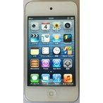 Apple iPod touch 第4世代(8GB)ホワイト:MD057J/A