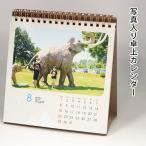 Yahoo!写真のセントラル卓上用 カレンダー フォトブック リング製本タイプ 父の日のプレゼントに かわいいイラストデザイン 月めくりタイプ 送料無料